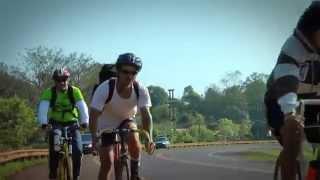 BICICLETEADA 11 09 11 ELDORADO PUERTO RICO MISIONES EN BICICLETA