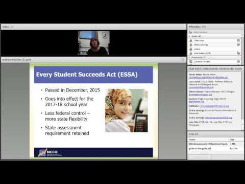 ESSA and Assessment