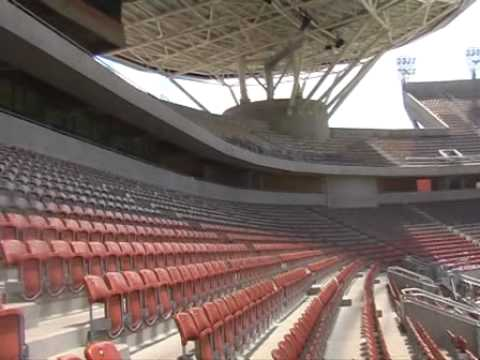 Welcome to 2010 Peter Mokaba Stadium Polokwane