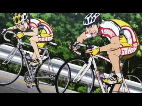HIME, HIME! HIME! SUKI SUKI, DAISUKI, HIME!  Yowamushi Pedal