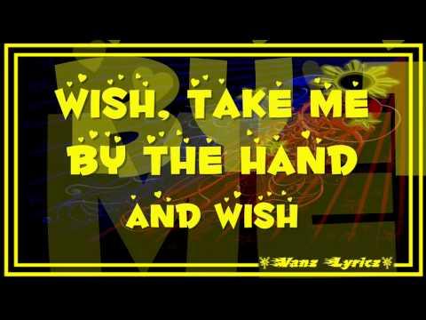 Wish - Lyrics - Sarah Geronimo & Anton Alvarez