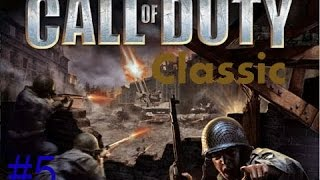 Call of duty classics -Mission 5 ( american Warfare)