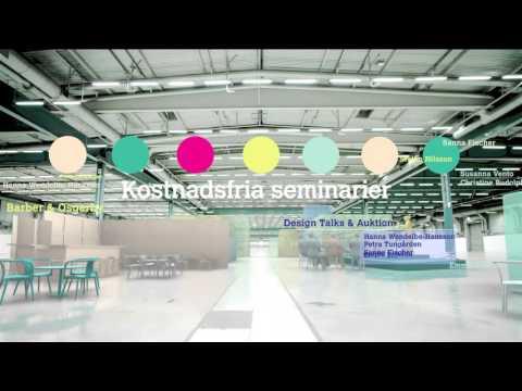 Stockholm Furniture & LightFair 2016