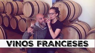 Probando vinos Franceses  #Vlog sur de Francia / Una Mexicana en Paris