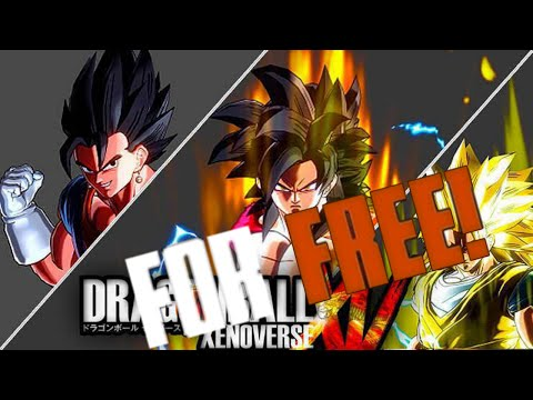 How to get Save Editor for Dragonball Xenoverse free (PC Tutorial)
