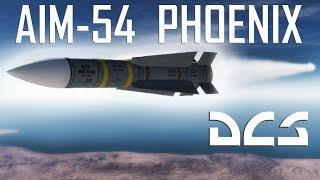 DCS: Notching the Aim-54 Phoenix How to Kill the  F-14 Tomcat.