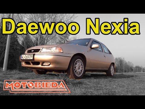 Daewoo Nexia Z Klimą W Full Opcji - MotoBieda