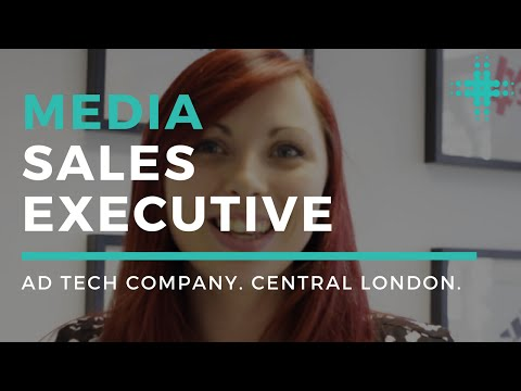 Media Sales Executive - GRADUATE JOB!