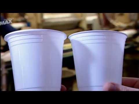 Como Lo Hacen  Vasos Y Cubiertos Descartables  Discovery Max