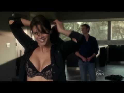 [HD] Missy Peregrym - Rookie Blue S01 E13
