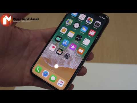 Download Youtube: iPhone X hands on: High price, new screen, no home button
