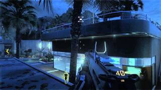 Call of Duty: Advanced Warfare - Sentinal: Infiltrate Irons Party & Access Security System Stealthly