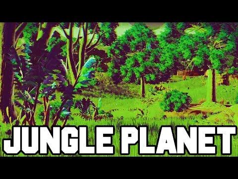 jungle planet finally no man 39 s sky gameplay walkthrough part 9 full game ps4 1080p 60fps. Black Bedroom Furniture Sets. Home Design Ideas