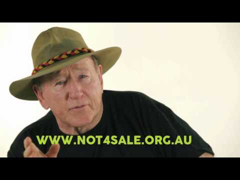 Legendary activist Tony Barry -  Queensland Call to Arms on assets