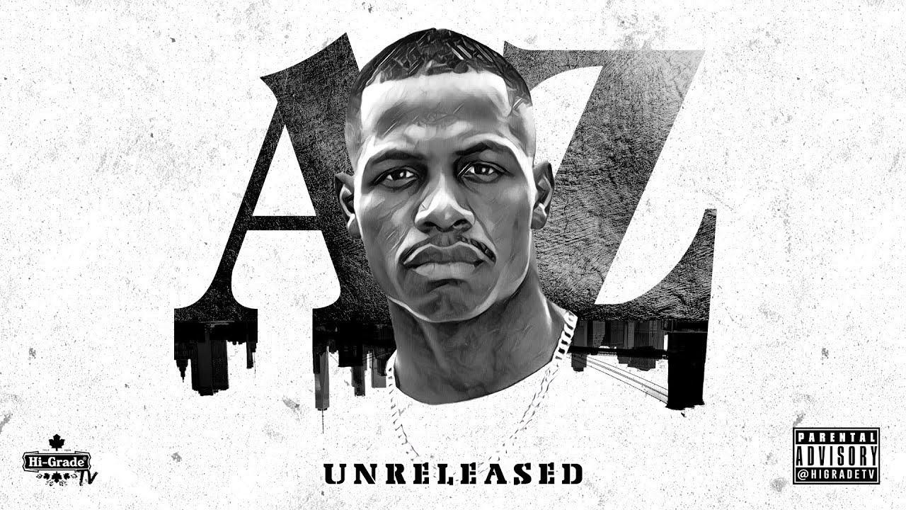 AZ – Unreleased Vol 1 (Full Mixtape) | Beatbanga77 com