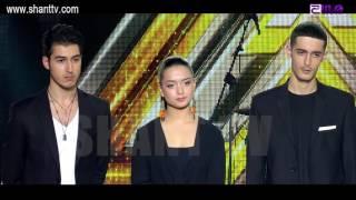 X Factor4 Armenia 4 Chair Challenge Garik Groups Gor Artak Arusik Little Mix 05 02 2017