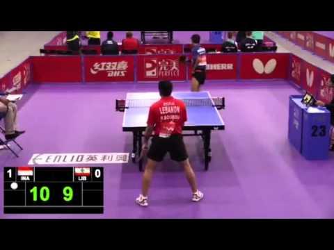 2016 World Championships Highlights: AJI Donny v EL BOUBOU Rachid