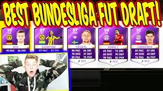 FIFA 16 - EXTREME BUNDESLIGA FUT DRAFT CHALLENGE!! ⚽😝⚽ - ULTIMATE TEAM (DEUTSCH)