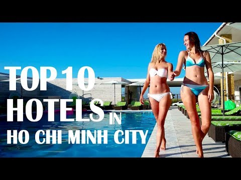 Best Hotels and Resorts in Ho Chi Minh City, Vietnam