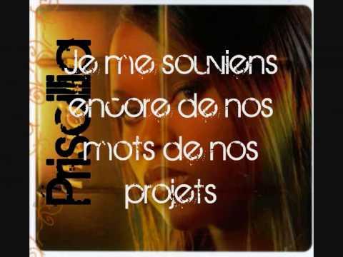 Priscillia - Je Me Souvien [Z0UK 2010] [Parole] ♫