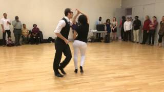 �������� ���� Bailar Casino: Demo at DC Casineros Cuban Dance Social ������