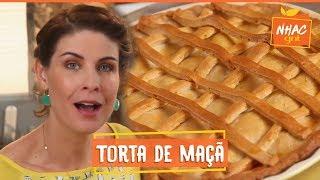 Torta de maçã | Rita Lobo | Cozinha Prática