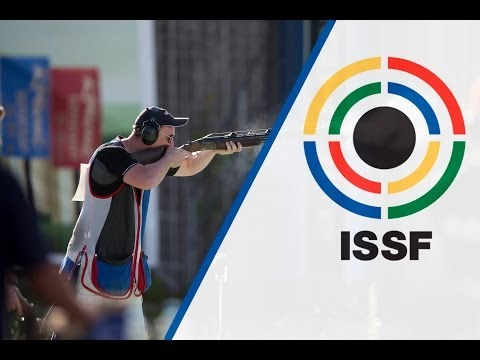 Double Trap Men Finals - ISSF World Cup in all events 2014, Munich (GER)