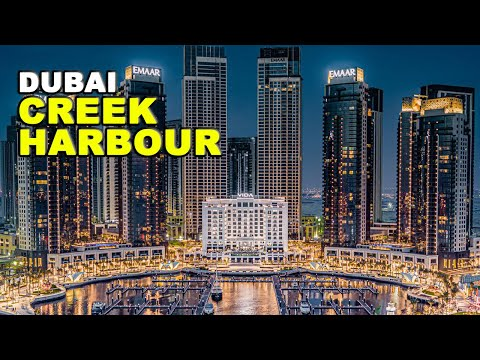 Dubai Creek Harbour  | Dubai creek Harbour Park 2020