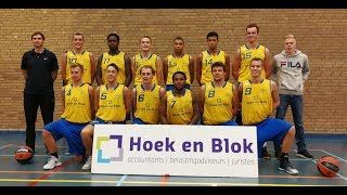 River Trotters MSE1 vs Almere Pioneers