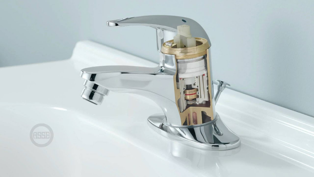 LavSafe™ Thermostatic Faucets - YouTube