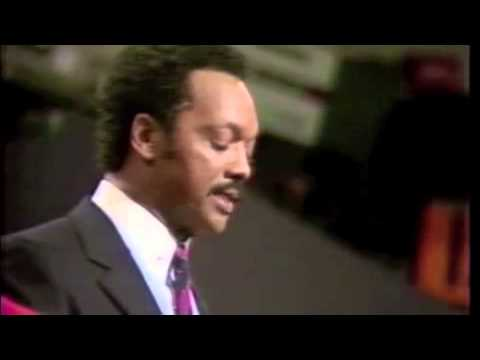 Jesse Jackson 1984 Democratic National Convention Keynote Address (1 of 5)