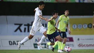 栃木SCvs松本山雅FC J2リーグ 第19節