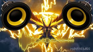 it&#39s different - Pokemon U (Synthetic Disc Remix) (BASS BOOSTED)
