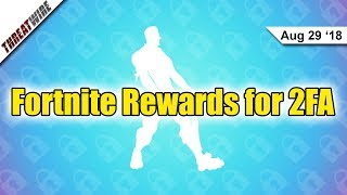 Fortnite Rewards for 2FA, T-Mobile Hacked, and Apache Struts Vulnerable to Hacks - ThreatWire