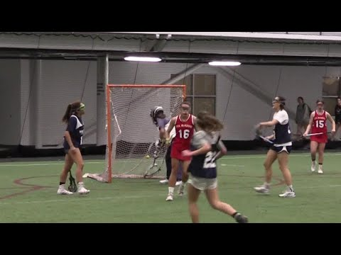 Jackie Norsworthy (Florida Commit) National Indoor Lacrosse Championships