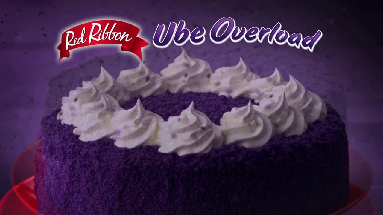 Red Ribbon Chiffon Cake Price