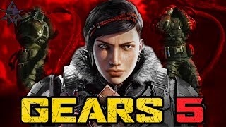 THE CHOICE | THROWING AWAY CANON - GEARS 5