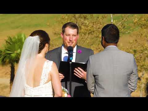 Jennifer + Arjuna's Wedding at the San Diego Wild Safari Park