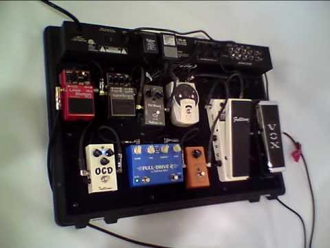 Arizona Music Pro - SKB Pedalboard, Fulltone Pedal Effects, BOSS Pedal Effects Review