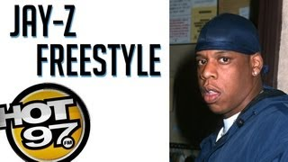 Old School Jay-Z Freestyle at Hot97