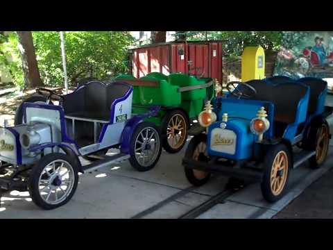 Adventureland Long Island NY Antique Cars Ride