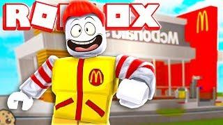 Roblox Escape The McDonalds Obby | JeromeASF Roblox