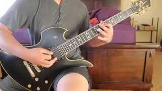 Massachusetts - Silverstein (Guitar Cover)