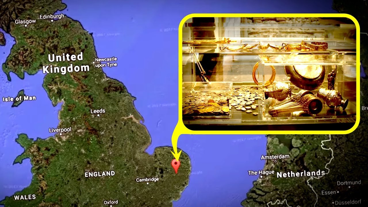 5 Amazing Treasures Discovered By Accident Doovi