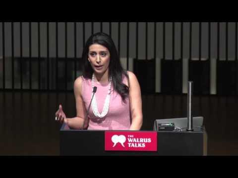 The Art of Pitching | Manjit Minhas | Walrus Talks