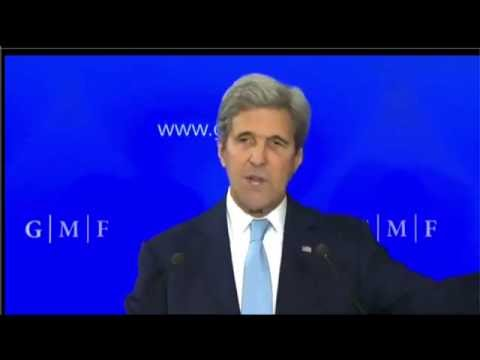 Secretary Kerry Delivers Remarks on the Transatlantic Relationship