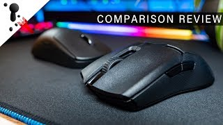 Razer Viper Ultimate Review VS Logitech G PRO WIRELESS