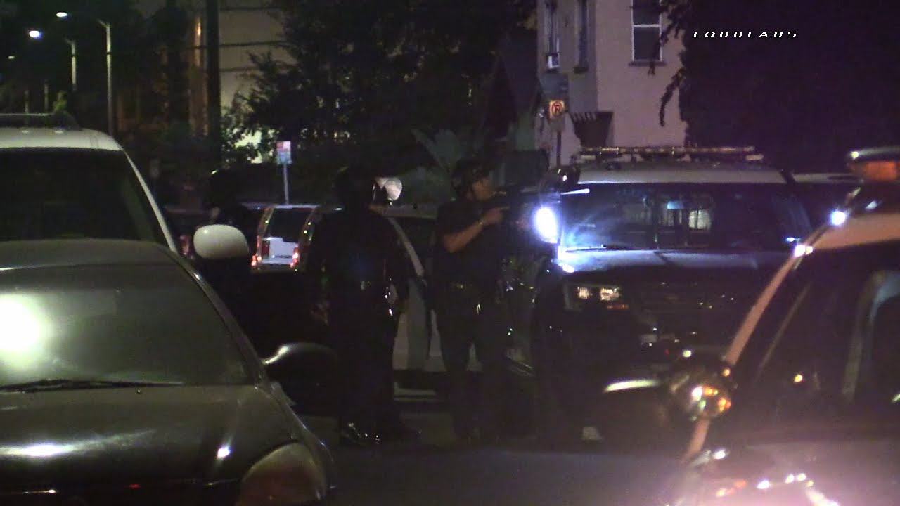 Shooting Raw Footage: Officer Involved Shooting / Newton RAW FOOTAGE