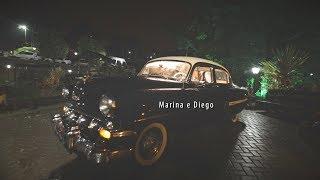 Teaser Casamento Marina e Diego | Espaço Paraiso | Campo Limpo Paulista - São Paulo