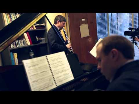 University of Toronto: Professors Norbert Palej (piano) & Peter Stoll (clarinet), Faculty of Music